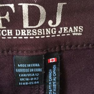 French Dressing Jeans Jeans - French Dressing Jeans, Suzanne, US 12